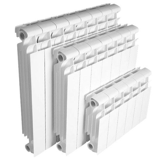 Radiador de aluminio rayco rd 600 tienda on line - Radiadores aluminio calefaccion ...
