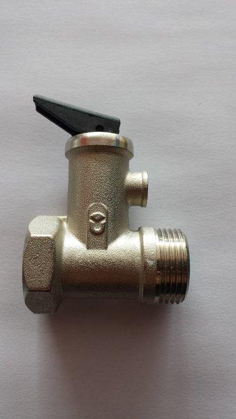 V lvula de seguridad 3 4 para termo el ctrico calefacci n for Valvula de seguridad termo electrico