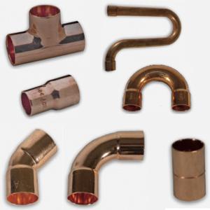 Tuber a y accesorios tienda on line material sanitario y for Articulos de decoracion de cobre